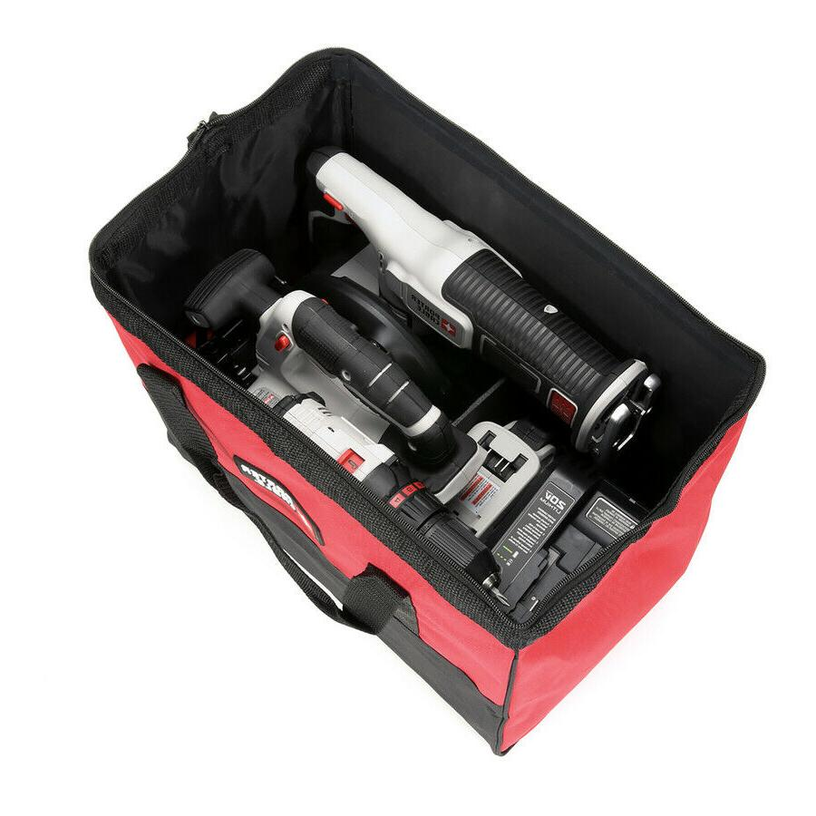 PORTER 4-Tool Max Ion Cordless Drill