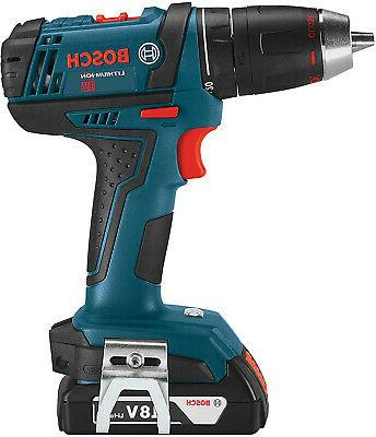 Bosch Power Tools Kit DDB181-02 Compact With 2