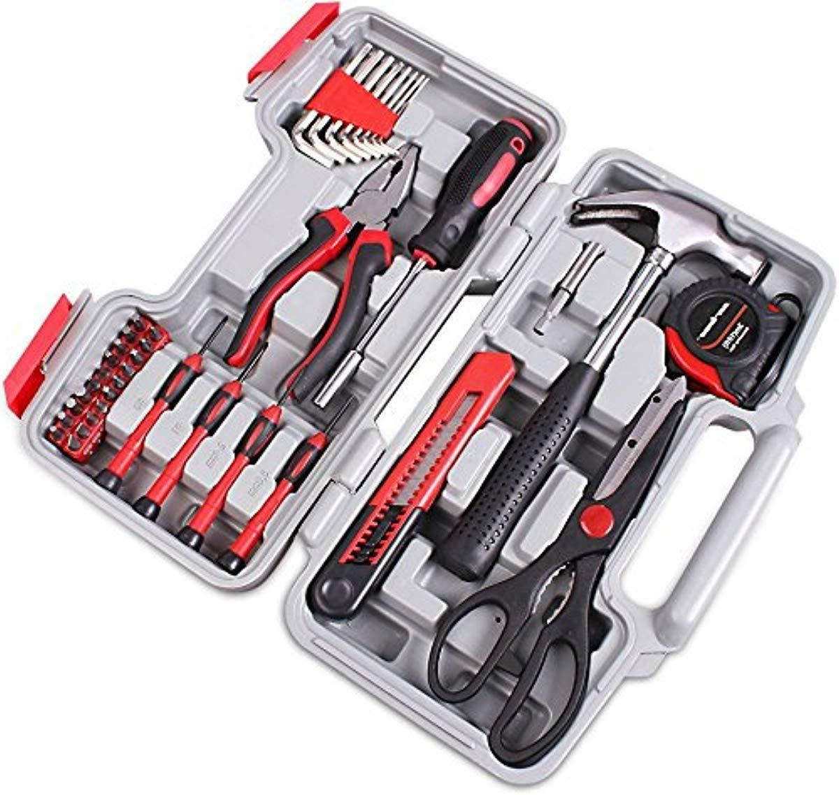 CARTMAN Red Plier General Kit wi