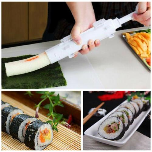 sushi kitchen tool machine roller roll mold