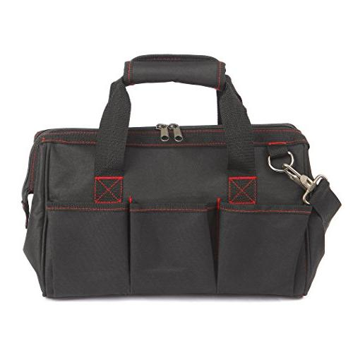 WORKPRO Close Wide Mouth Tool Bag