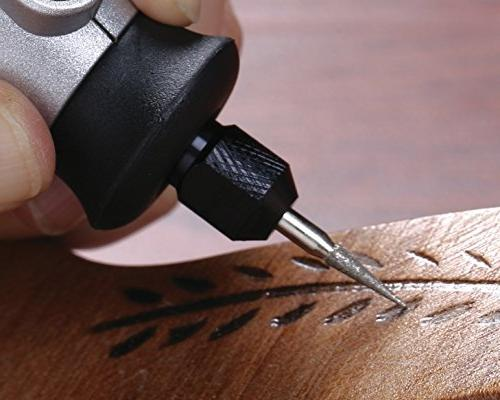 WORKPRO Rotary Tool Fitment for Easy Carving Polishing