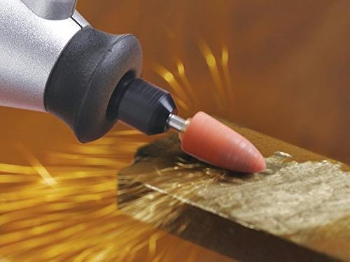 WORKPRO W124003A 276-piece Rotary Fitment for Carving and Polishing