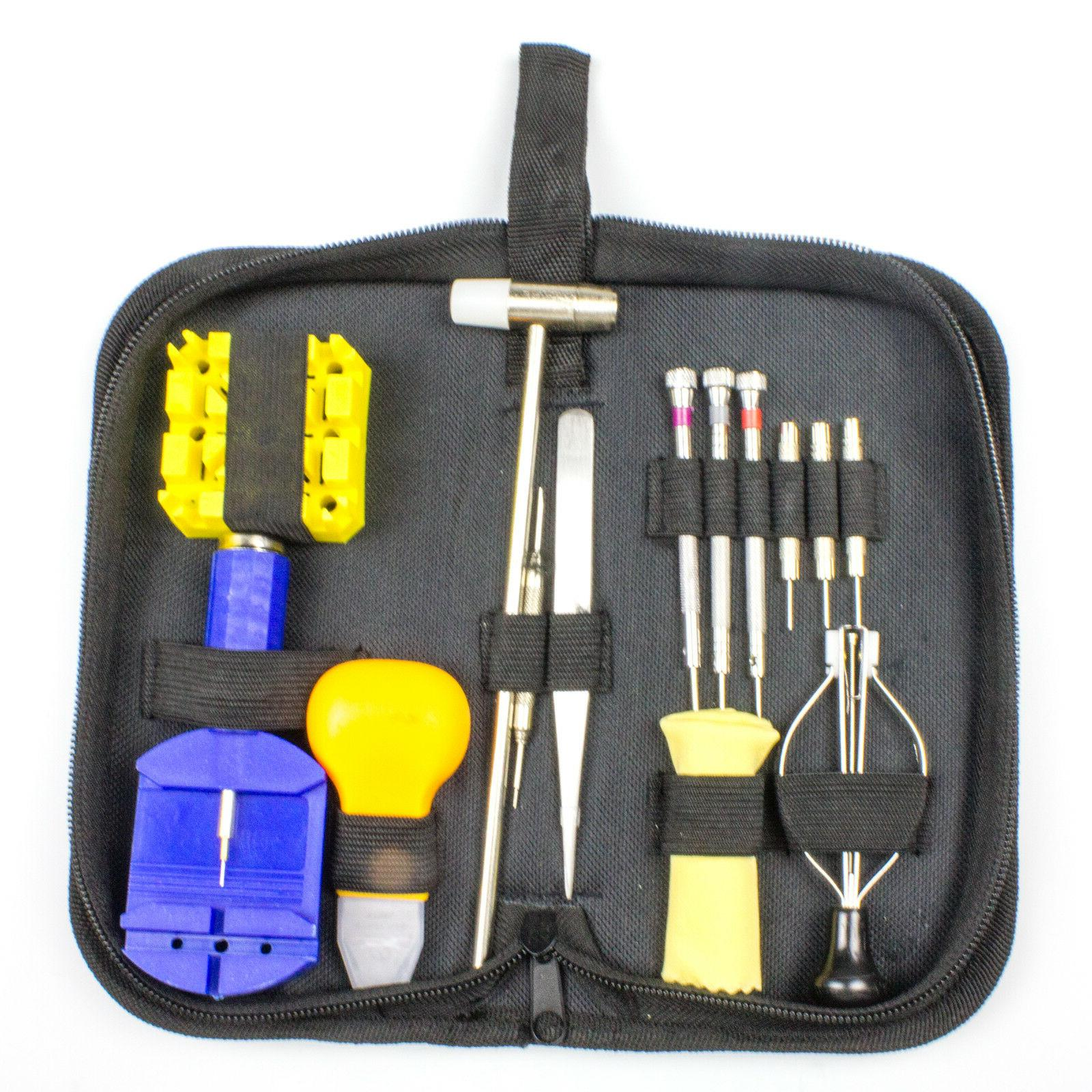 Watch Repair Kit Case Spring Case