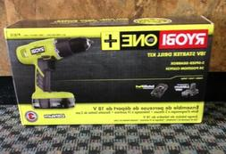 Lithium Ion Cordless Drill Driver Kit 1.3 Ah Battery Charger