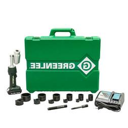 Greenlee LS50L11B Battery-Powered Knockout Punch Driver Tool