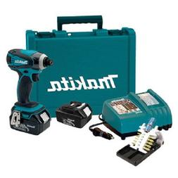 Makita LXDT04X1 18V Li-on Impact Driver Kit w/Impact Gold Bi