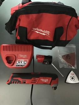 Milwaukee Electric 2426-21 M12 SERIES Multi-Tool Kit 12V Osc
