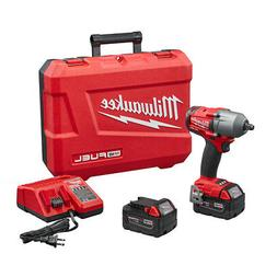 Milwaukee M18 FUEL 1/2 in. Impact Wrench Kit w/ Friction Rin