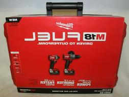 Milwaukee M18 FUEL 2997-22 18V 2-Tool Hammer Drill/Impact Dr