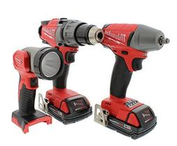 Milwaukee 289522CT M18 Fuel 3/8 Impact Wrench With LED Light