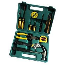 MagiDeal 12pcs Hand Tool Kit Electrical Tape Screwdriver Pli