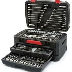 mechanics set sockets wrenches kit
