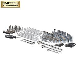 Husky Mechanics Tool Set - 185-Piece Tool Kit Set - Tool Set