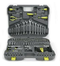 Craftsman Mechanics Tool Set 200 Piece Evolv SAE Metric Home