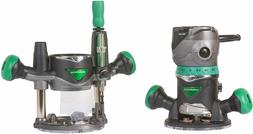 Metabo  2-1/4 Peak -HP Variable Speed Fixed/Plunge Base Rout