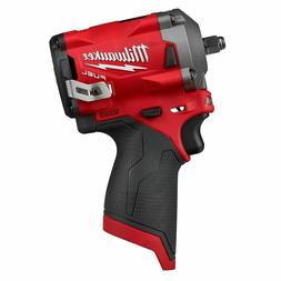 Milwaukee M12 FUEL Li-Ion 3/8 in. Stubby Impact Wrench 2554-