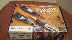 DREMEL MODEL 2290 MAKER KIT 3 TOOLS NEW IN THE BOX FROM A LO
