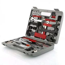 Deckey 48 Pcs Multi-Function Bicycle Maintenance Tools Bike