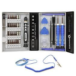 Tool Kit Multipurpose 41-Piece Precision Tool Kit for Androi