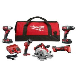 New Milwaukee 2695-25CTM M18 18-Volt Lithium-Ion Cordless Co