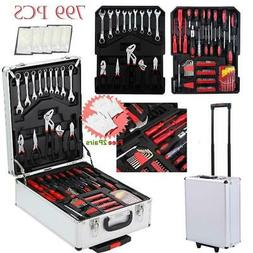 new 799pcs hand tool kit mechanics kit