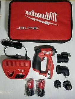 New Milwaukee M12 FUEL 4-in-1 Installation Drill/ Driver Mul