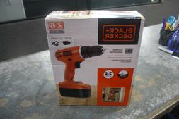 new orig black decker cordless drill power