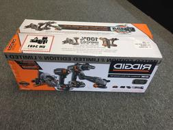 New Ridgid R9628 18V Limited Edition Gen5X Brushless  4.0Ah