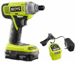 Ryobi P1870 18-Volt ONE+ Lithium-ion Impact Driver Kit by Ry