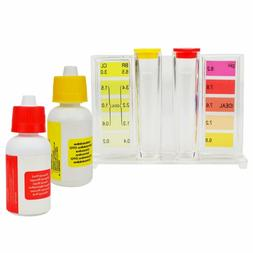 pH, Chlorine  Water Type Tester Quality Hydrotools with two