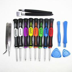Phone Repair Tool Kit 16 In 1 Precision Screwdriver Set For