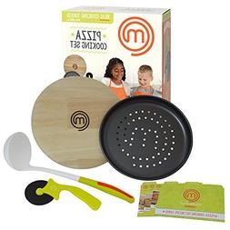 MasterChef Junior Pizza Cooking Set - 5 Pc Kit Includes Real