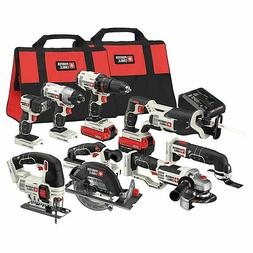 Porter-Cable 20-Volt 8-Tool MAX Lithium-Ion Cordless Combo K
