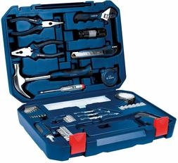 power tools Bosch All One Metal Hand Tool Kit Blue 108 Piece