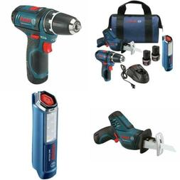 Bosch Power Tools Combo Set - GXL12V-310B22 – 12-Volt 3-To