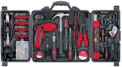Apollo Precision Tool box Kit 161 Piece Household Home And S