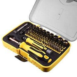 Precision Screwdriver Set kuman 70 in 1 Professional Screwdr