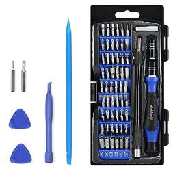 Precision Screwdriver Set with 56 Magnetic Driver Kits,64 in