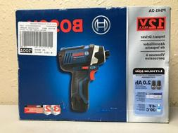 Bosch PS41-2A 12v Max Compact Professional Impact Driver Kit