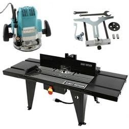 Skil RAS800 24-in x 14-in Router Shaper Table New