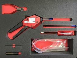 "Safe-T-Cable Tool Kit .032"" : 3"" Nose, 7"" Nose, 100 Safe-T-C"