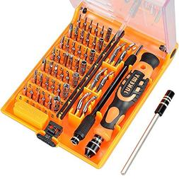 aceyoon Screwdriver Bit Set 52 in 1 Small Precision Screw Dr