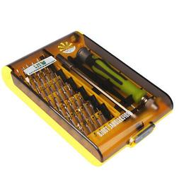 Screwdriver Tool Set 45-Piece Accessory Tool Kit for Electri