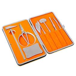 Seafood Tools, Yamix 8Pcs Lobster Crab Cracker and Forks Too