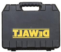 DeWalt Single Tool Hard Plastic Case with Integrated Handle