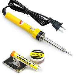 Soldering Iron Fast Kit Electrical Welding Tool Gun Set Sold