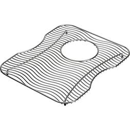 Stainless Steel Bottom Grid with 5 Drain Opening - Fits Bowl
