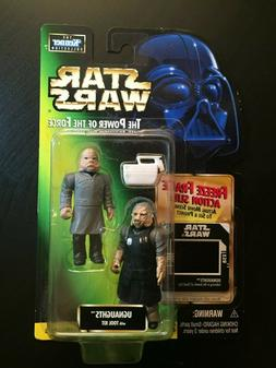 STAR WARS POWER OF THE FORCE FF FREEZE FRAME UGNAUGHTS WITH