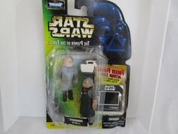 STAR WARS THE POWER OF THE FORCE NIP UGNAUGHTS WITH TOOL KIT